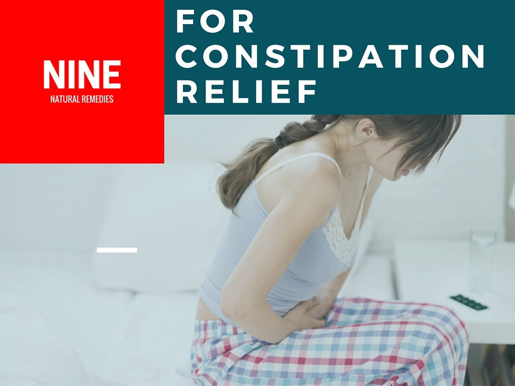Constipation remedies while pregnant
